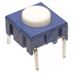 MEC RA3FTH9 IP67 Sealed Miniature Tactile Switches and Cap