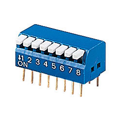 ECE Piano Key DIL Switches