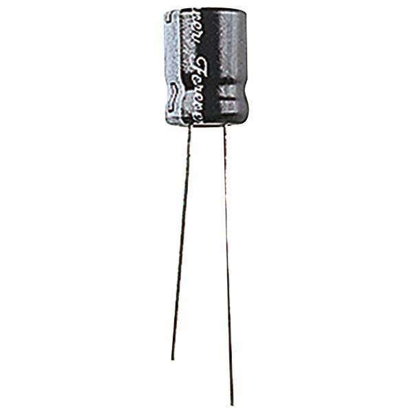 Forever RB 22U 100V 85°C Radial Lead Aluminium Electrolytic Capacitor