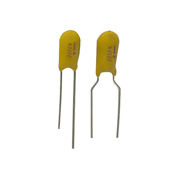 1µf tap105k035crw ESR 8ohm AVX 10/% 35v 1uf rm5 tantalio 6 piezas