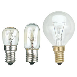 RVFM Oven and Microwave Lamps