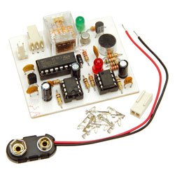 Rapid Clap Switch Project Kit