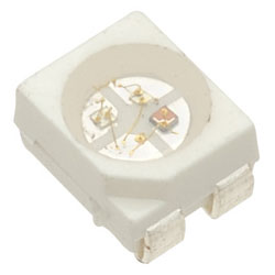 PLCC-4 High Brightness Surface Mount RGB LED