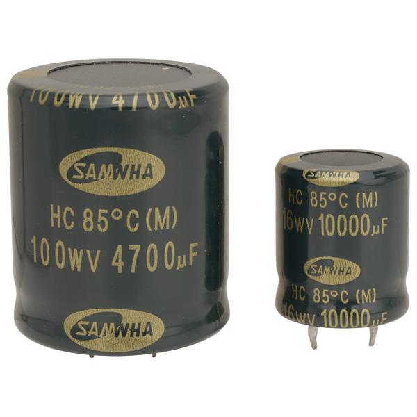 5x Hitano 10000uF 16 V 85deg Snap in Condensateur 5pcs