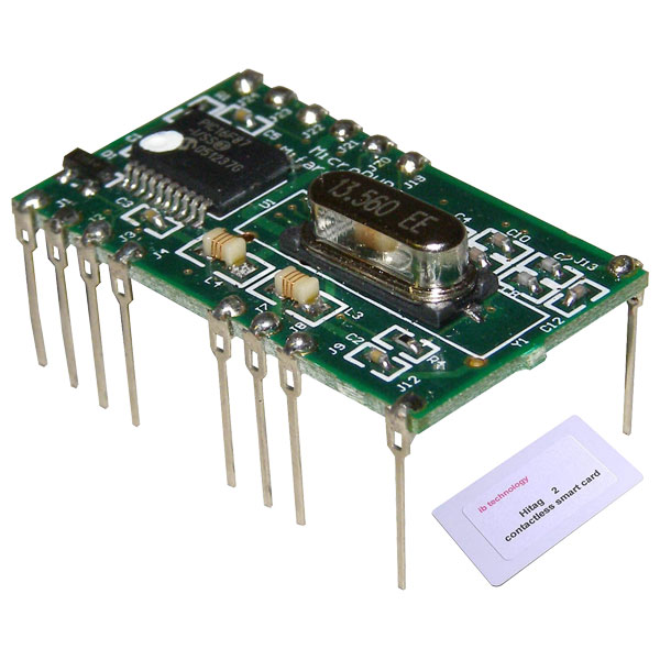 Image of RF Solutions RWD-QT Read Write DIP Module Quad Tag H1, Hs, H2, Em4102