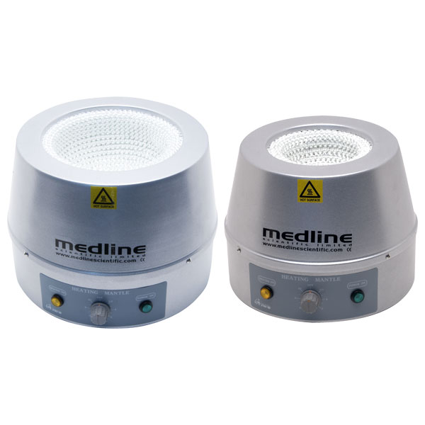 Image of Medline Temperature Controlled Heating Mantle 100ml