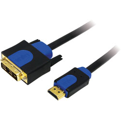 LogiLink® Cables HDMI to DVI, DVI to HDMI