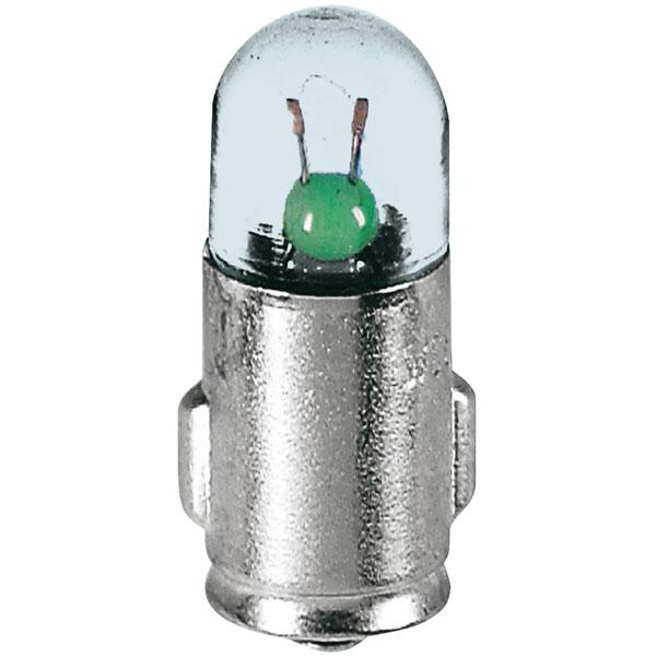 Barthelme 00581205 Indicator//Signal Lamps BA7s 12V 0.6W 6.8 x 20mm