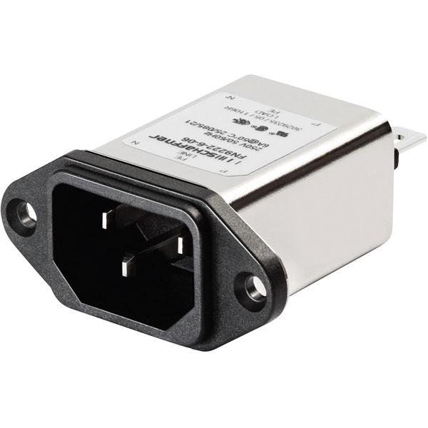 Schaffner EMC FN 9222-10-06 10A IEC inlet Filter