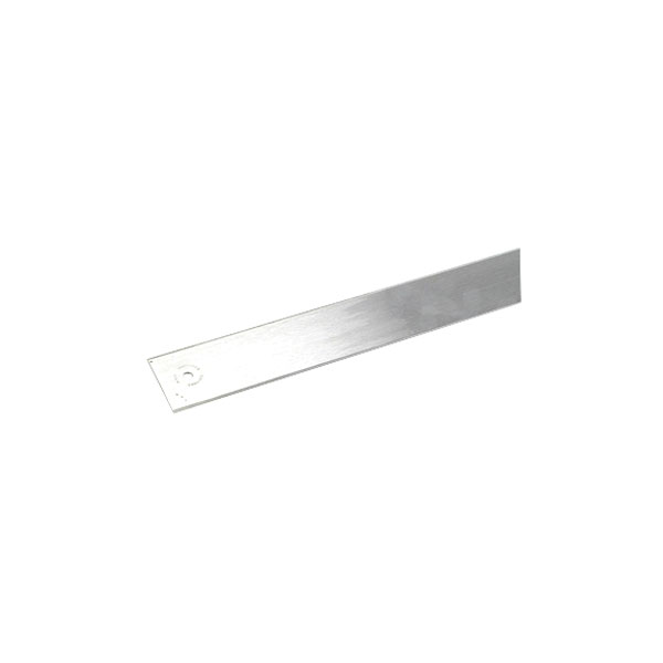 30in Maun Carbon Steel Straight Edge 76cm
