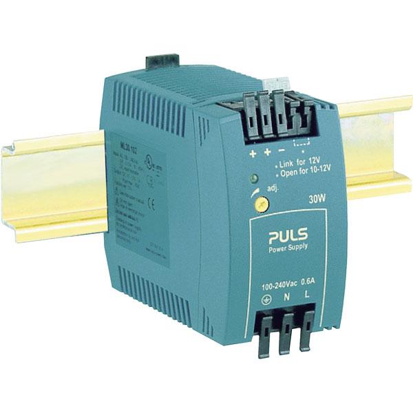 PULS ML50.100 MiniLine DIN Rail Power Supply 24V DC 2.1A 50W 1-Phase