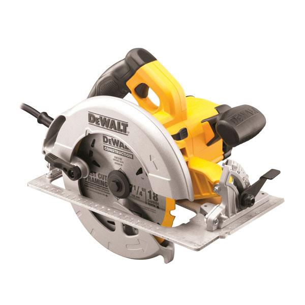 Sierra Circular Dewalt DWE575K DWE575K Precision /& Kitbox 190mm 1600W 240V