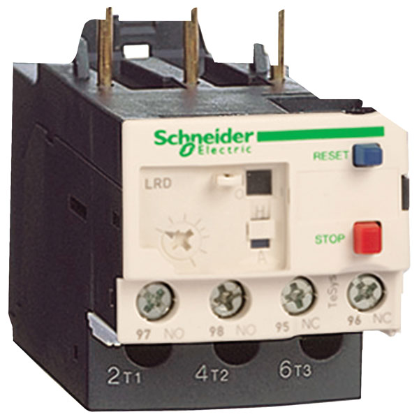 Schneider LRD06 1A to 1.6A Thermal Overload Relay