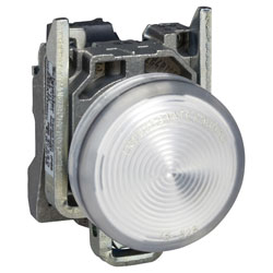 Schneider Electric XB4BV Series Industrial Panel Mount LED Indicators
