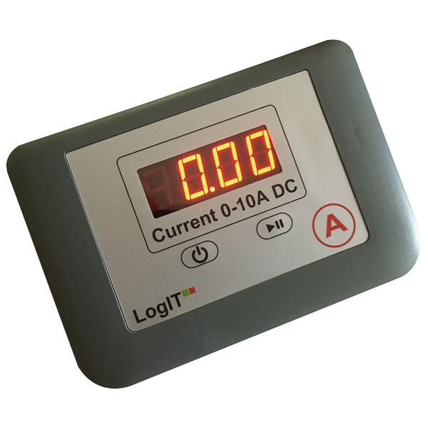 Image of LogIT D106010 LogIT LED Ammeter Pack of 10