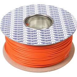 Orange 16//0.2 Equipment Wire 100m