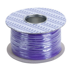 Rapid GW012216 500m Reel Violet 7/0.2mm Wire