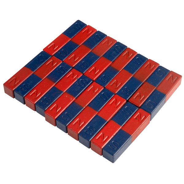 Image of Shaw Magnets - Ferrite Magnets - Blocks - 9 x 9 x 40mm - Pack of 20