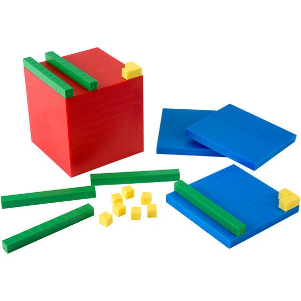 Image of Invicta 163659 Base 10 Number Structure Set