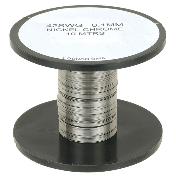 Image of RVFM Nichrome Wire 10m 42SWG