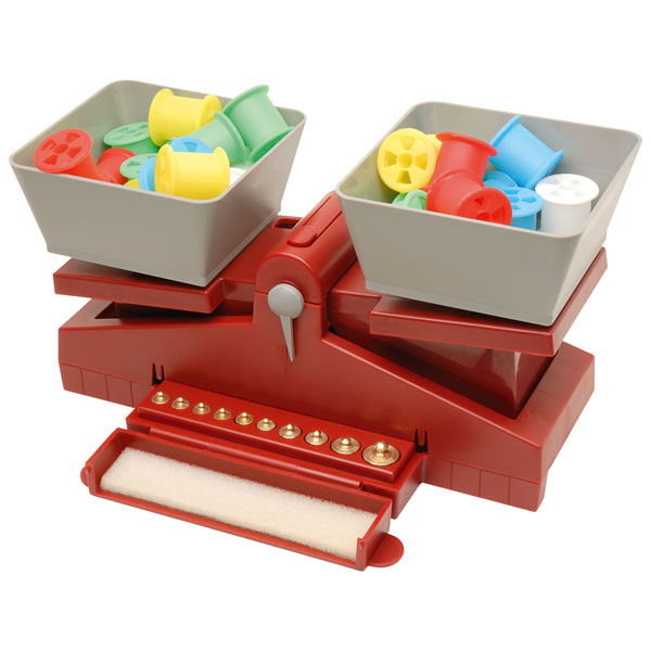 Image of Learning Resources Precision School Balance with Weights