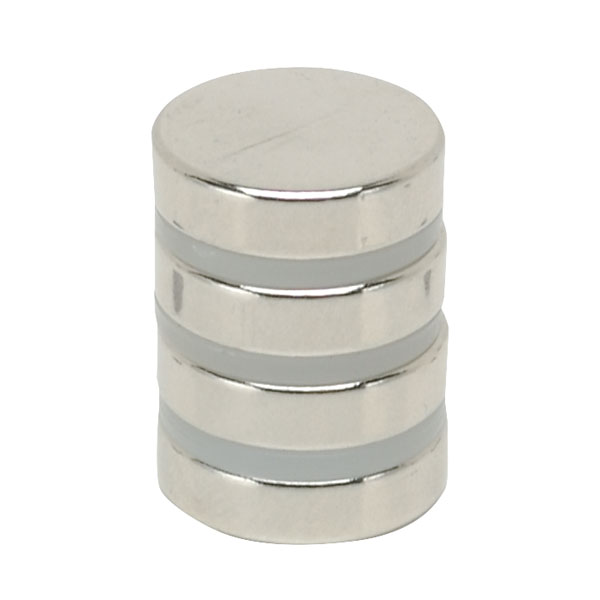 Image of Shaw Magnets - Neodymium Disc Magnets - 15 x 4mm - Pack of 4
