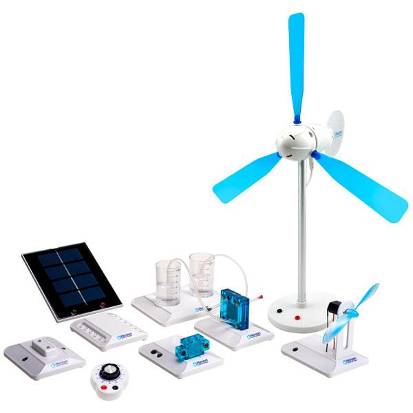 Image of Horizon FCJJ-37 Renewable Energy Education Set