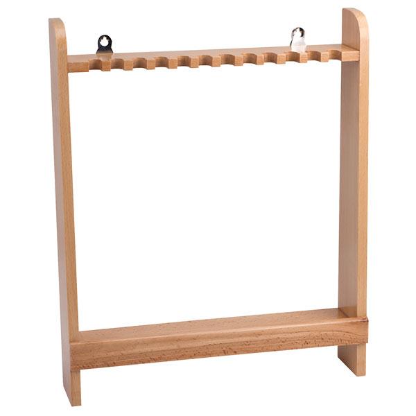 Image of Rapid Burette Rack, Vertical, Wooden