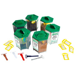 Invicta 117359 Biodegradability Science & Geography Kit