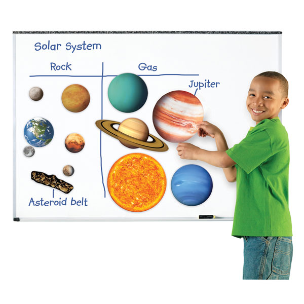 Image of Learning Resources Giant Magnetic Solar System