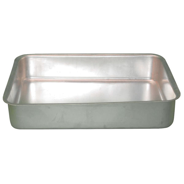 Image of Rapid Dissecting Tray - 355 x 255 x 65mm - Aluminium