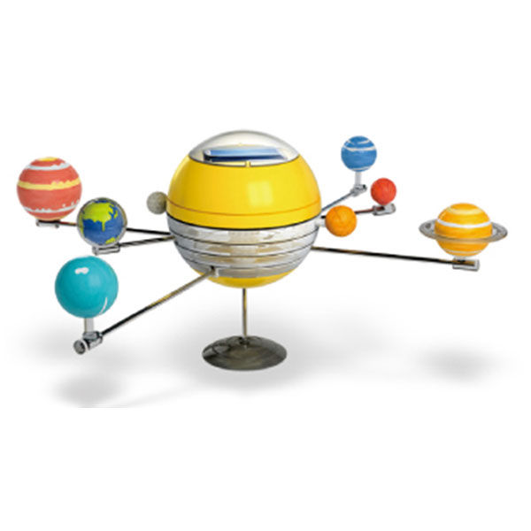 Image of CIC 21-679 - Solar Powered Solar System - 240 x 150 x 90mm