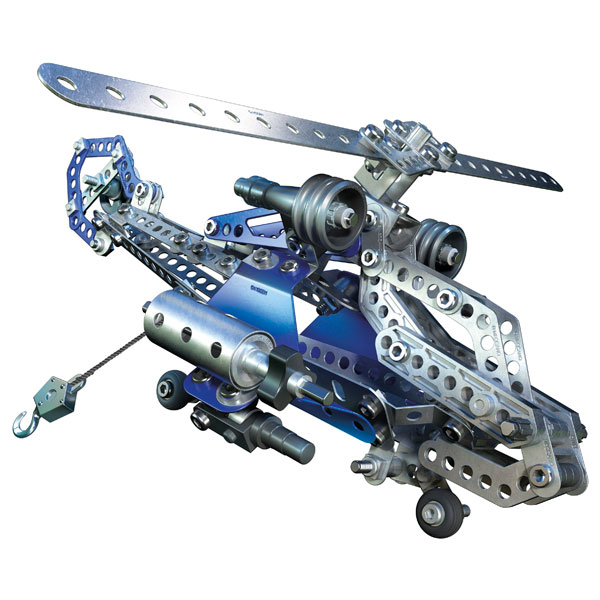 Meccano 6024816 Tactical Helicopter Set