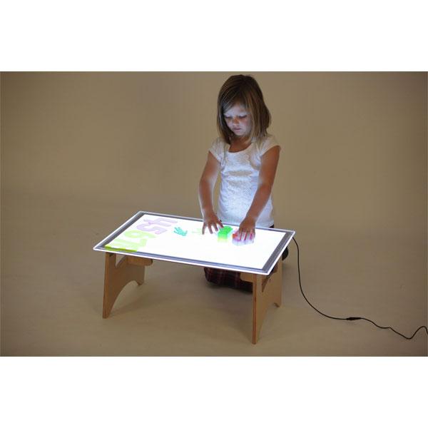 Image of TickiT A2 Folding Light Table Set
