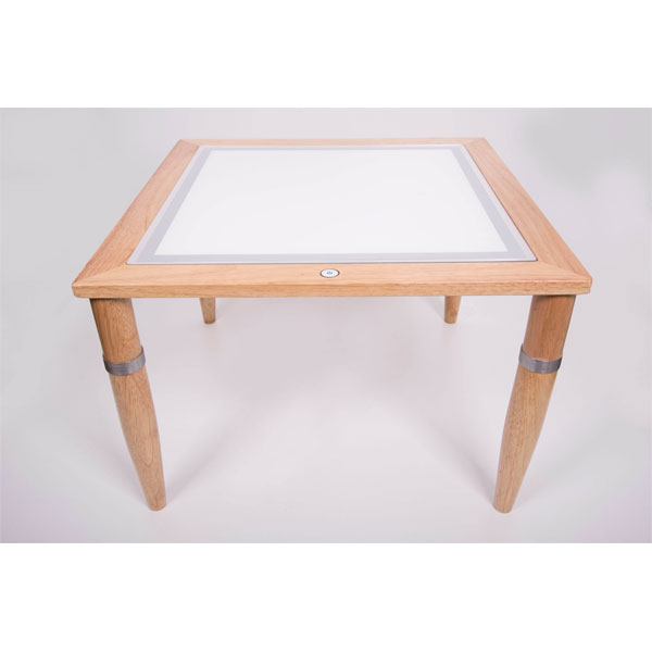 Image of TickiT - Wooden Light Table - 600 x 60mm