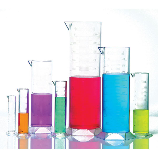 Image of Rapid Graduated Cylinders Set Pack of 7