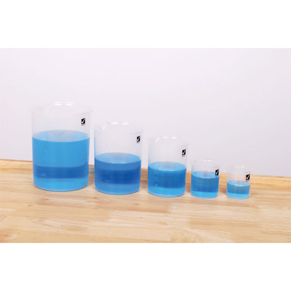 Image of Rapid Measuring Beakers Set of 5