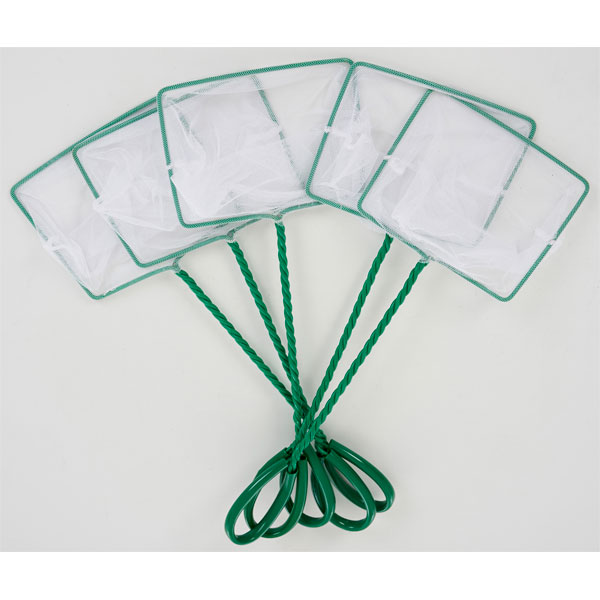 Image of Rapid Small Pond Nets - 150 x 120mm Net - Pack of 5