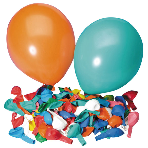 """Image of Rapid Balloons 7"""" / 175mm - Pack of 100"""