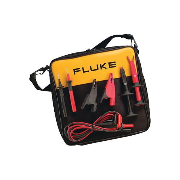Fluke TLK220 SureGrip™ Industrial Test Lead Kit