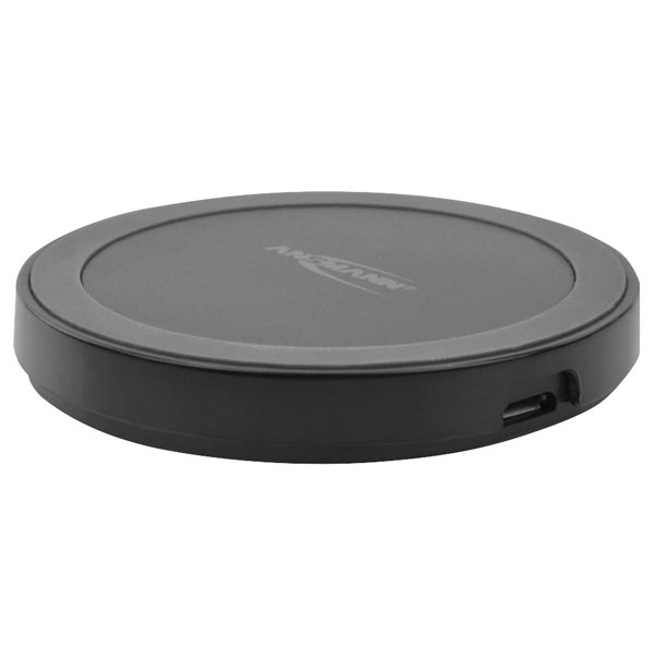Ansmann 1001-0071 WiLine Smart Qi-Capable Wireless Charger