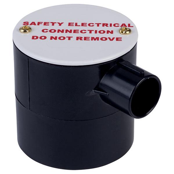 Niglon EEB uPVC Earth Connector Box