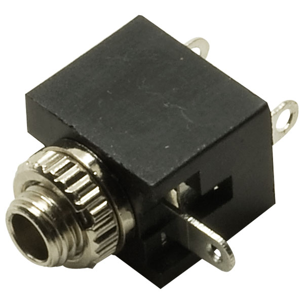 TruConnect 2.5mm Mono Miniature Jack Socket
