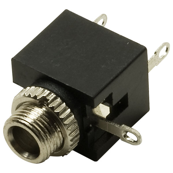 TruConnect 3.5mm Mono Miniature Jack Socket