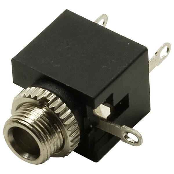 TruConnect 3.5mm Mono Miniature Jack Socket | Rapid Online