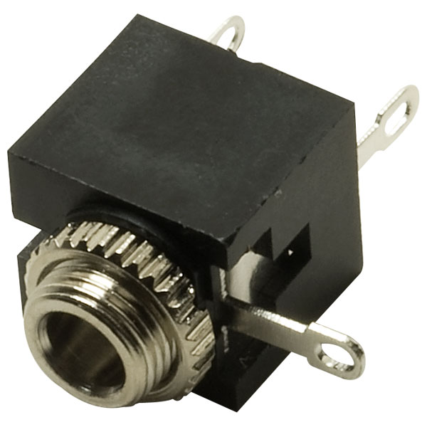 TruConnect 3.5mm Stereo Miniature Jack Socket