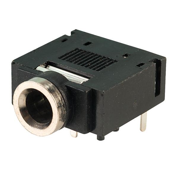 TruConnect 3.5mm Mono PCB Socket