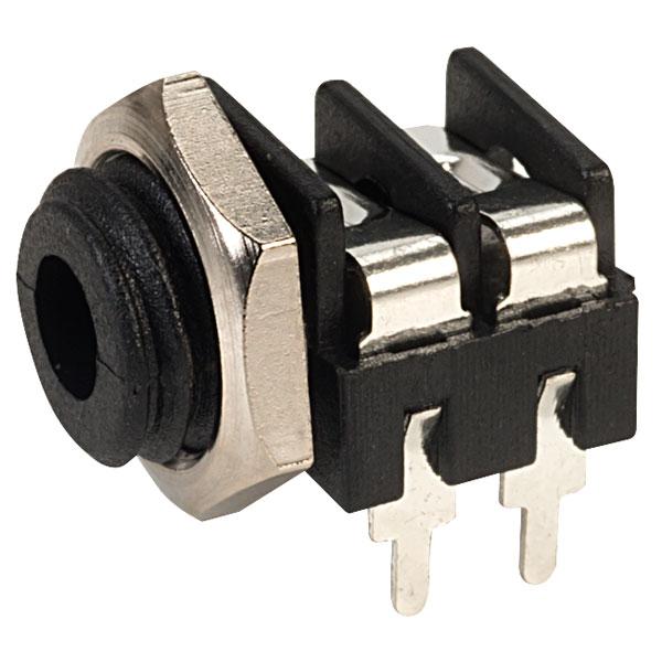 Cliff S6BB/PC 3.5mm PCB Jack Socket FCR1281