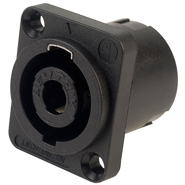 Neutrik NL4MP Speakon L/Speaker Socket