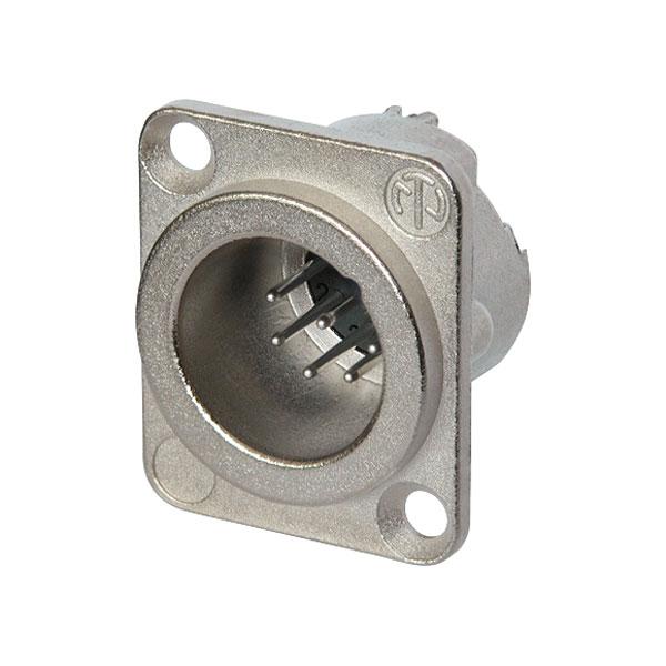 Neutrik 7 Pole NC7MD-LX Panel Plug